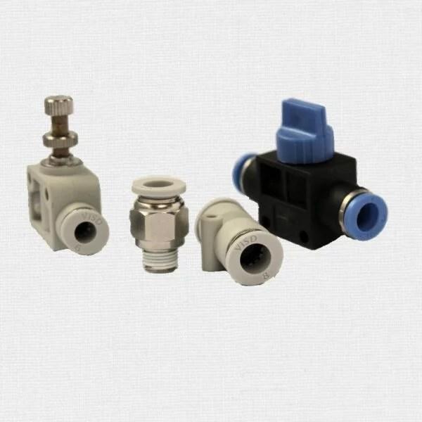 pneumatic air preparation valve