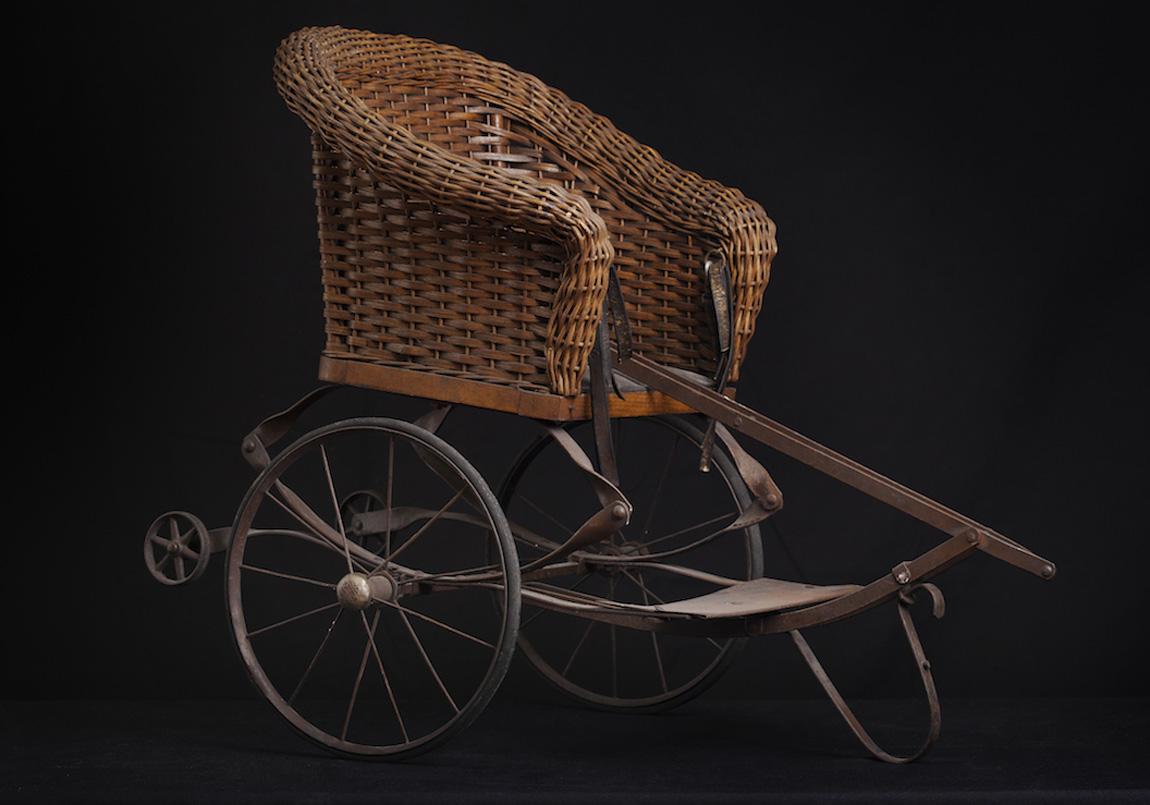 heywood wakefield wicker chairs rope chair swing baby buggy stroller soca gallery