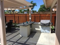 Patio Cover with Outdoor BBQ - SO CAL CONTRACTORS ...