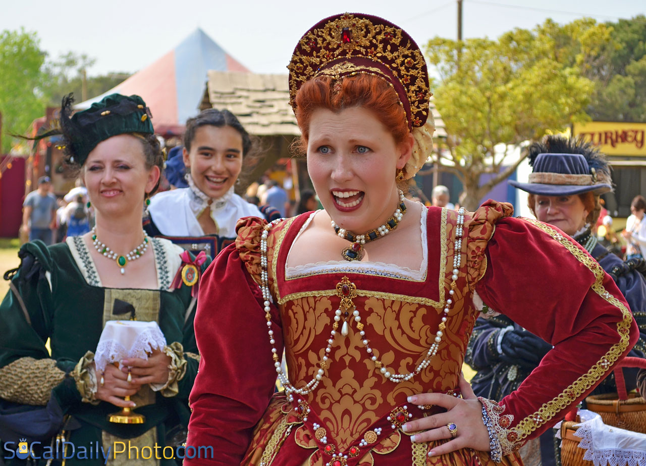 Renaissance Pleasure Faire In Irwindale