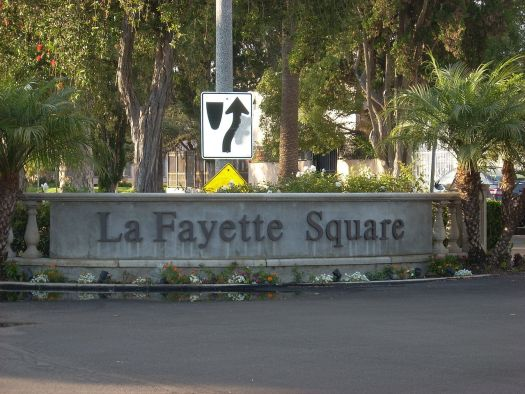 Lafayette Square Mid-City Los Angeles
