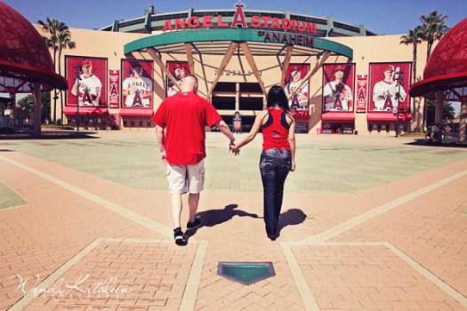 Anaheim Stadium - Courtesy Wendy Kathleen Photography