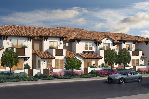New Homes for Sale Buena Park Southern California