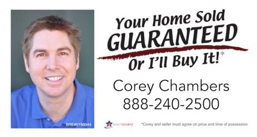 Corey Chambers – SoCal Home Blog