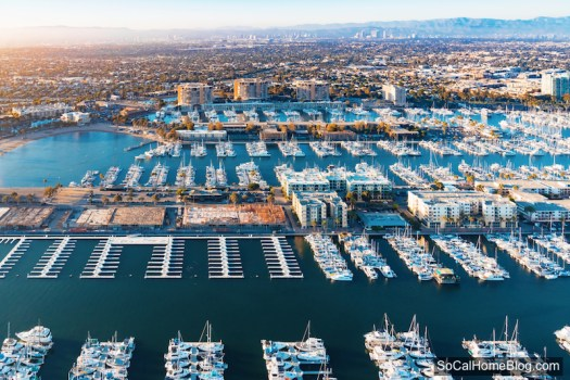 Marina Del Rey For Sale