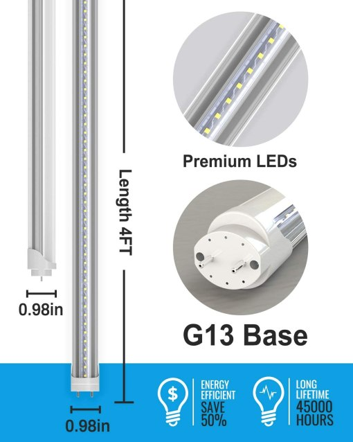 T8 4ft LED Tube