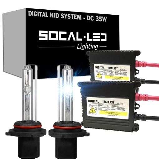 HID Conversion kit dc 35w