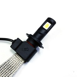 fanless led headlight kit