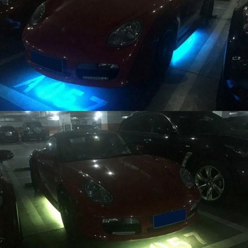 LED Underbody Glow Light Kit