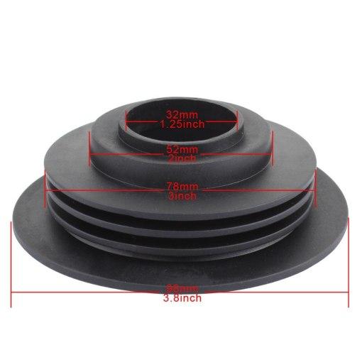 LED Headlight Dust Cover