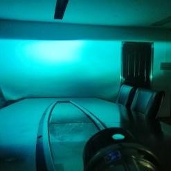 ice blue led fog light kit
