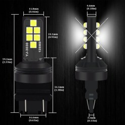 Bright Colorful LED Turn Signal Bulb