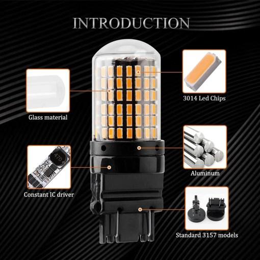 Super Bright LED back up reverse light