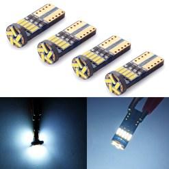 T10 LED Bulb Cool White Canbus error free