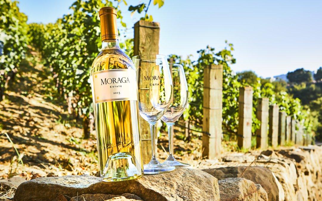 #ThirstyThursday: Moraga Vineyards Wines Preview