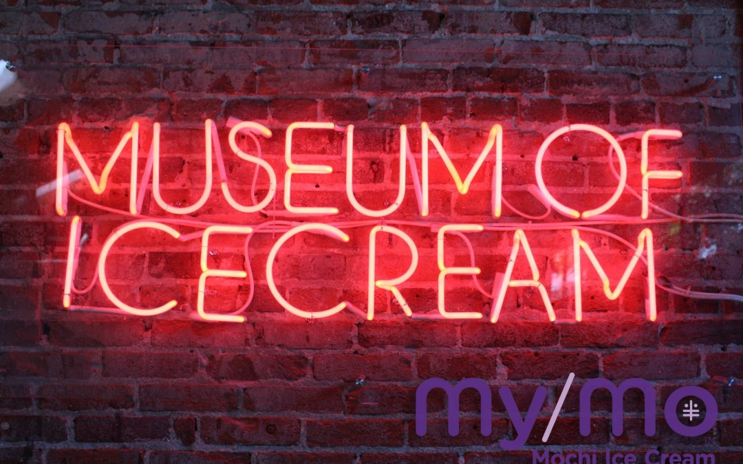 My/Mo Mochi Takeover Day at the Museum of Ice Cream L.A.