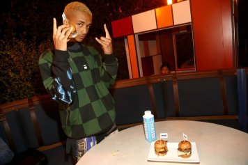 Photo by Tommaso Boddi/Getty Images for Umami Burger x Jaden Smith Artist Series