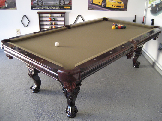 So Cal Pool Tables  Angelical Pool Table