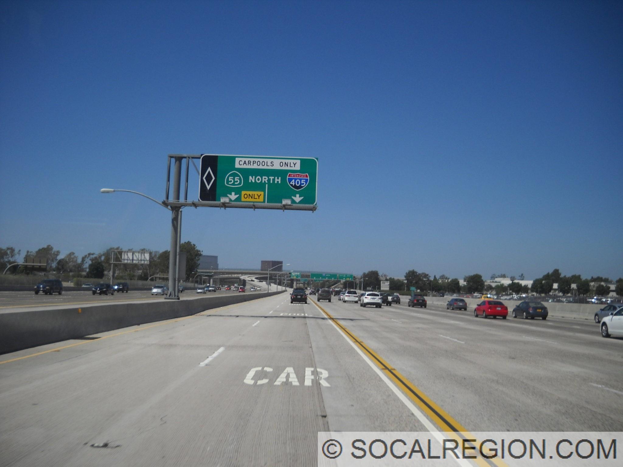 I-405: San Diego Freeway | Southern California Regional Rocks and Roads