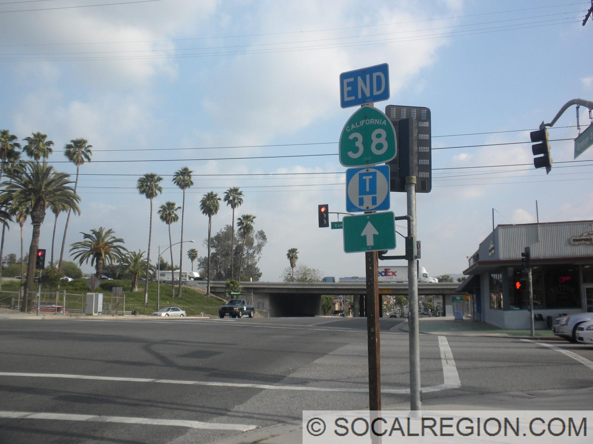 SR-38: Mill Creek Road | Southern California Regional Rocks and Roads