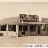 Ridge Route - Tumble Inn
