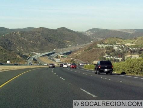 Near Laguna Canyon Road (SR-133)