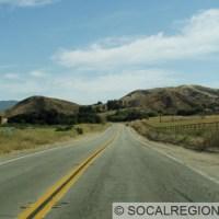 Scenic Drives - San Francisquito Canyon Road