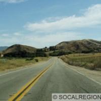 Scenic Drives - San Francisquito Canyon Road