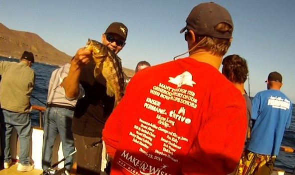 [VIDEO] Big Bass Bonanza On The Commander