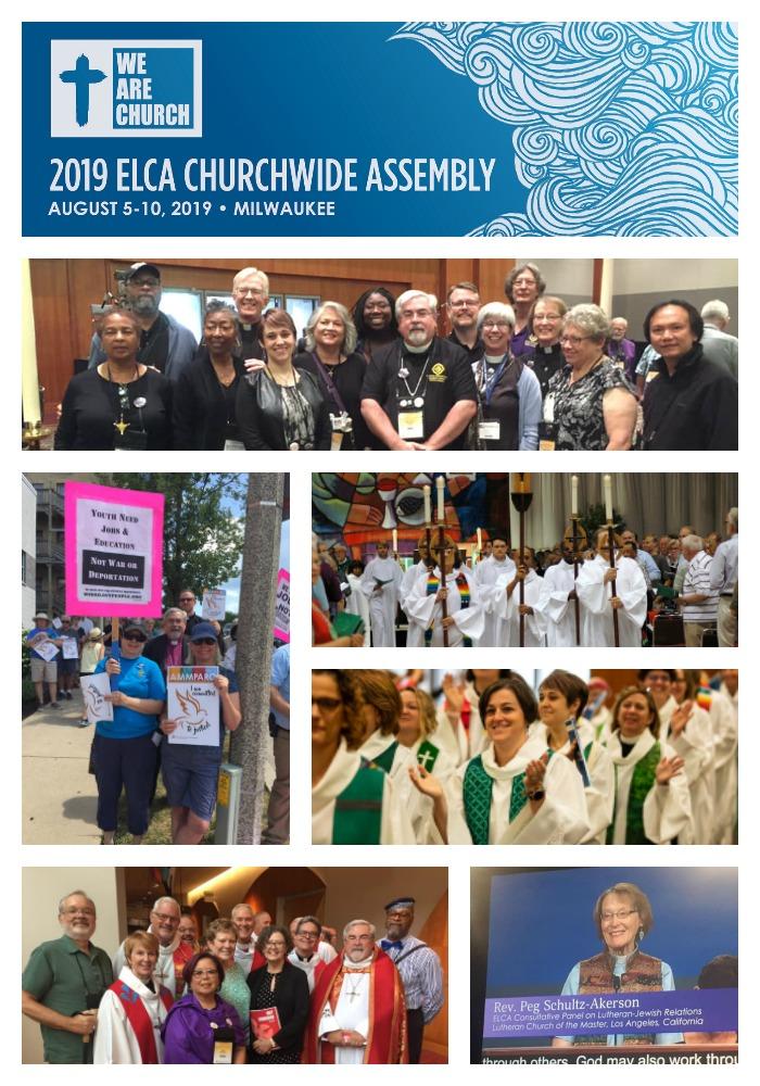 ELCA Churchwide Assembly 2019 | Southwest California Synod