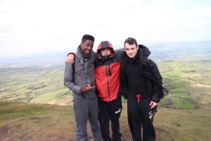 reached the peak on residential south wales