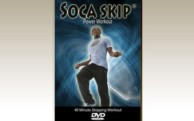 Get Summer Body Ready – Soca Skip Power Workout DVD