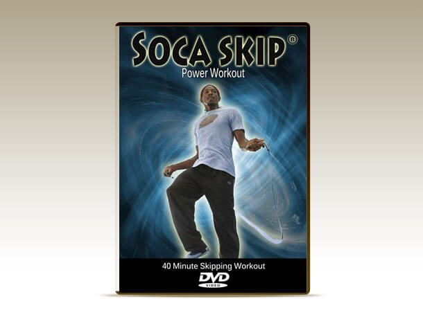 Get yours today – Soca Skip Power Workout – 40 minute Skipping Workout