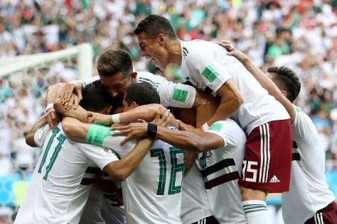 メキシコが韓国を下し、2連勝を飾った [写真]=Getty Images