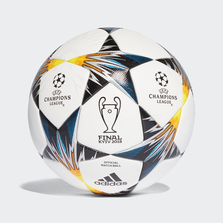 UEFA Champions League 2018 Finale Kiev Ball Unveiled ...