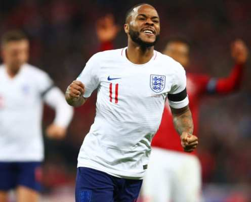 Raheem Sterling Reveals Wembley Hat-Trick Is 'What Dreams Are Made of' Following England Win