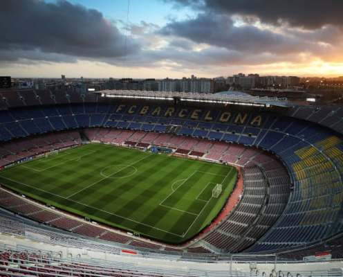 20 New Football Stadiums to Look Forward to