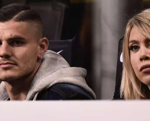 Wanda Nara Insists Mauro Icardi Is 'Ready to Play' as Feud With Luciano Spalletti Continues