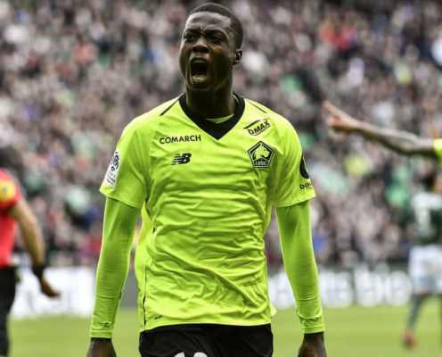 Lille President Confirms Arsenal & Bayern Target Nicolas Pepe Will Leave the Club This Summer