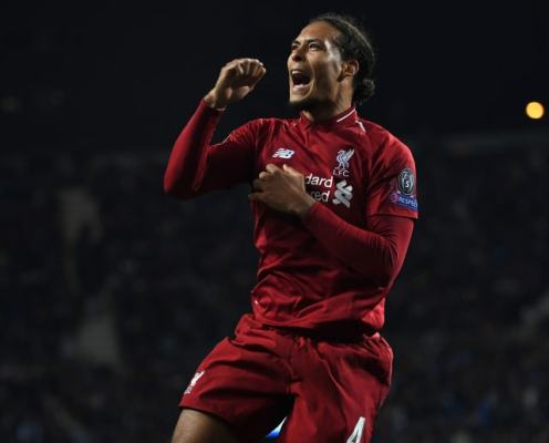 Virgil van Dijk Wins PFA Player of the Year Following Outstanding Season With Liverpool