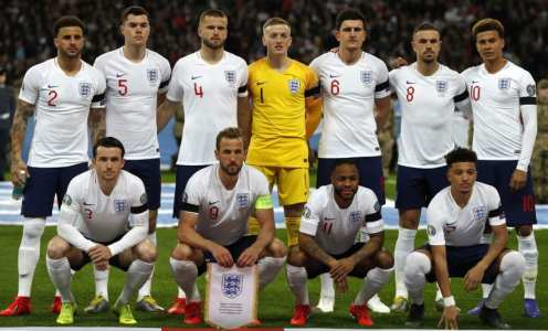 England Name 27-Man Squad for First Ever UEFA Nations League Finals in June