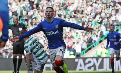 Ryan Kent Reveals He Feels at 'Home' With Rangers as Winger Eyes Permanent Liverpool Departure