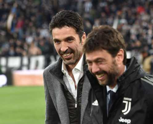 Gianluigi Buffon Set for Shock Juventus Return Following Paris Saint-Germain Departure