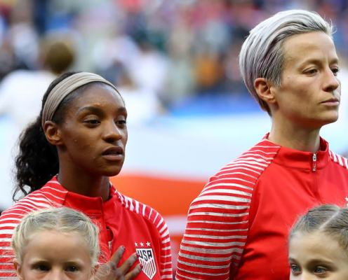 Megan Rapinoe Says She's Not Going to the 'F—ing White House' if USWNT Win World Cup