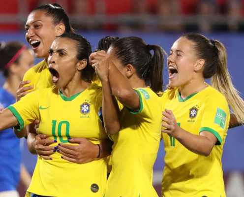 Brazil's Marta Overtakes Miroslav Klose as All-Time Top Goalscorer in FIFA World Cup Tournaments