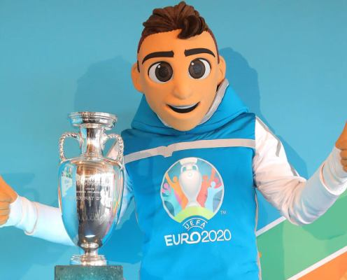 UEFA Announce 300,000 Euro 2020 Tickets Applied for Across 109 Countries Within First Hour of Launch