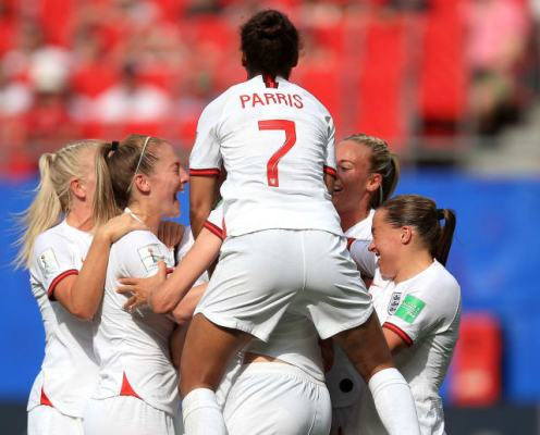 2019 Women's World Cup: Phil Neville's Best Available Lionesses XI to Face Norway