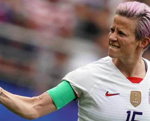 Spain 1-2 USA: Report, Ratings and Reaction as Megan Rapinoe Penalties Edge USWNT Past Spain