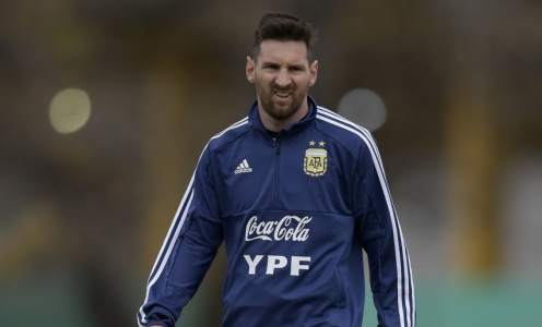 Lionel Messi Admits He Wants to Win Titles With Argentina Before He Retires Ahead of Copa America