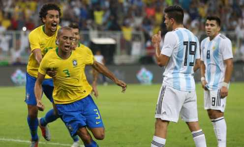 5 Classic Clashes Between Brazil & Argentina Ahead of Wednesday's Copa America Semi-Final